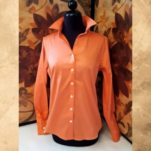 Banana Republic Button Down Blouse 6